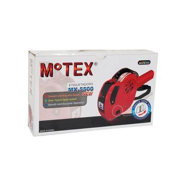 etiquetadora-plastica-motex-ref-5500-7707023500212
