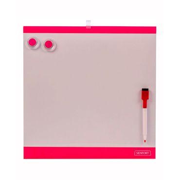 tablero-acrilico-magnetico-soho-senfort-fucsia-8412885220664