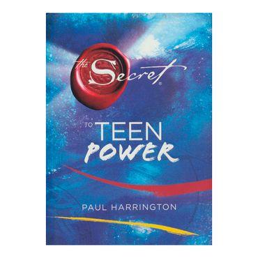 the-secret-to-teen-power-9781416994985