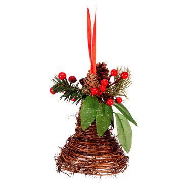 campana-navidena-para-colgar-con-cerezas-ramas-y-pinas-7701016163613