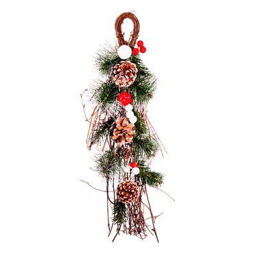rama-navidena-para-colgar-con-pinas-frutos-rojos-y-bolas-7701016163811