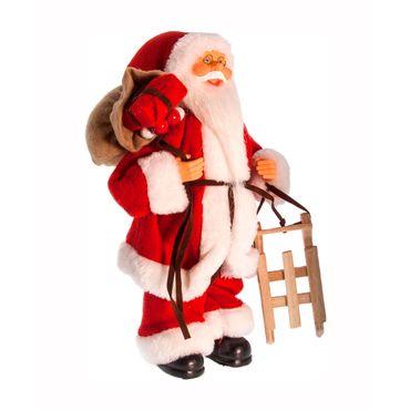 papa-noel-de-pie-con-trineo-y-bolsa-de-regalos-de-30-cm-7701016138413