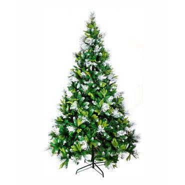 arbol-navideno-convencional-de-240-cm-y-puntas-verdes-con-blanco-7701016146937