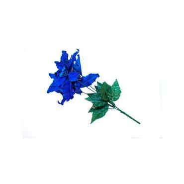 rama-de-42-cm-hojas-verdes-y-poinsettia-morada-7701016150781