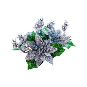 accesorio-navideno-de-poinsettias-y-frutos-color-dorado-con-hojas-verdes-7701016151931