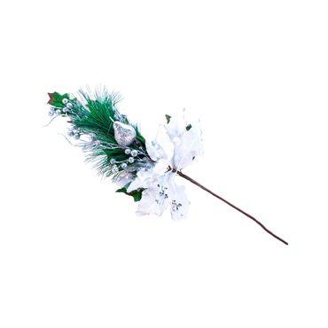 rama-de-68-cm-con-poinsettia-pera-y-frutos-plateados-7701016153454