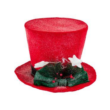 sombrero-rojo-de-26-cm-con-estrellas-blancas-y-mono-verde-7701016153997