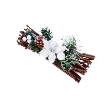 adorno-navideno-de-poinsettia-blanca-pina-y-esferas-sobre-base-de-ramas-7701016163477