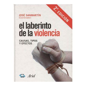 el-laberinto-de-la-violencia-causas-tipos-y-efectos-2a-edicion-9788434474758