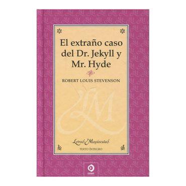 el-extrano-caso-del-dr-jekyll-y-mr-hyde-9788497649124