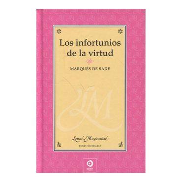 los-infortunios-de-la-virtud-9788497649261