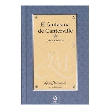 el-fantasma-de-canterville-9788497649278