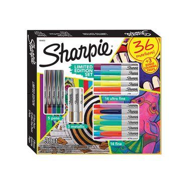 marcador-permanente-especial-sharpie-x-36-unidades-71641122857