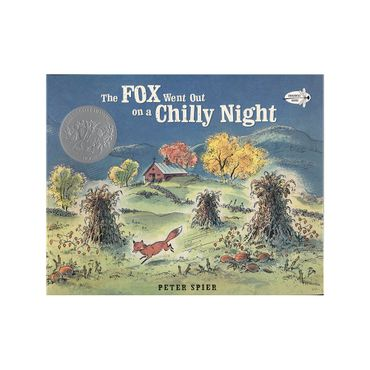 the-fox-went-out-on-a-chilly-night-9780440408291