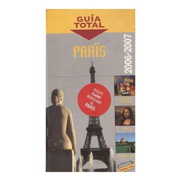 guia-total-paris-2006-2007-9788497763899