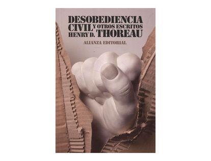 desobediencia-civil-y-otros-escritos-9788420665818
