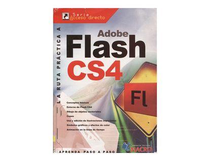 la-ruta-practica-a-adobe-flas-cs4-9786124034343
