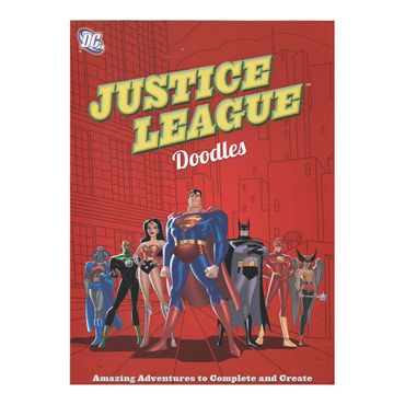 justice-league-doodles-9780762447152
