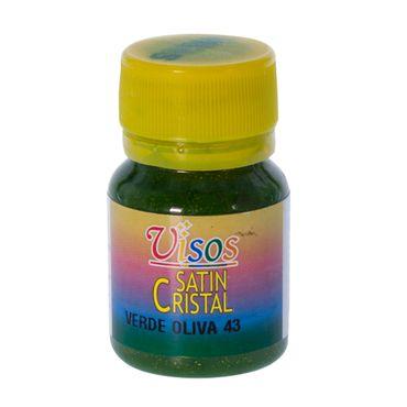 pintura-para-tela-visos-color-satin-cristal-verde-oliva-de-30-g-1-7707325651124