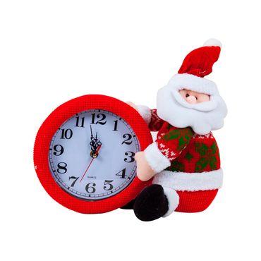 reloj-navideno-de-mesa-con-figura-de-papa-noel-31-cm-7450008599113