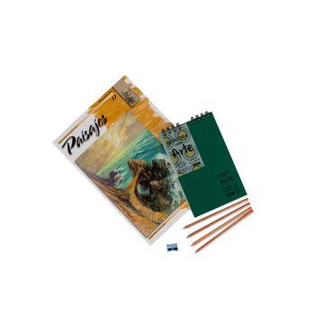 kit-aprende-a-dibujar-paisajes-x-7-piezas-7706563513324