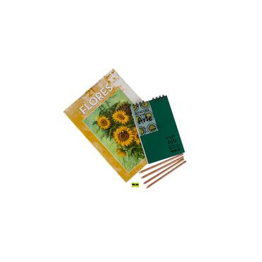 kit-aprende-a-dibujar-flores-x-7-piezas-7706563513331