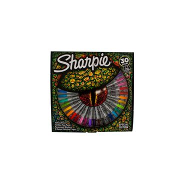 edicion-especial-sharpie-de-30-marcadores-hojas-para-colorear-71641119581