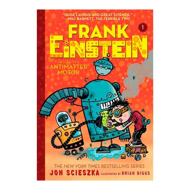 Frank einstein and the antimatter motor panamericana for Frank einstein and the antimatter motor