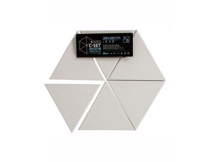 lienzo-bastidor-hexagono-6-pzs-blanco-langer-cset02-7701016137799