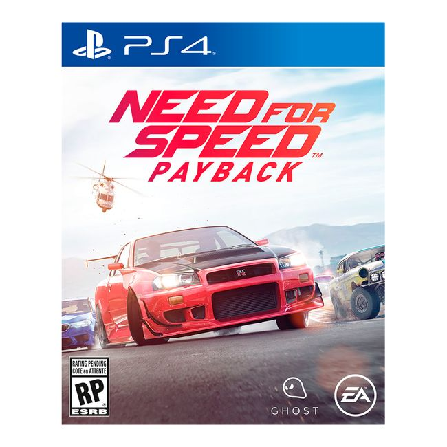 Juego Need For Speed Payback 2018 Ps4 Panamericana