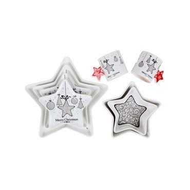 set-de-mesa-x-8-piezas-en-forma-de-estrella-color-gris-7701016173988