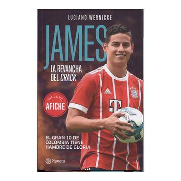james-la-revancha-del-crack-9789584262233