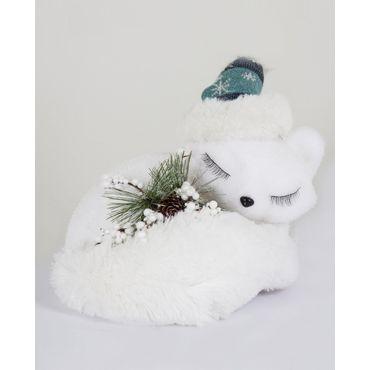 zorrita-25-cm-blanca-acostada-con-pick-y-gorro-7701016176637