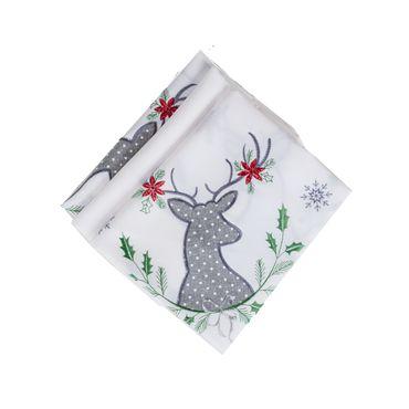 mantel-navideno-blanco-de-114-cm-x-114-cm-decorado-de-reno-gris-7701016182386