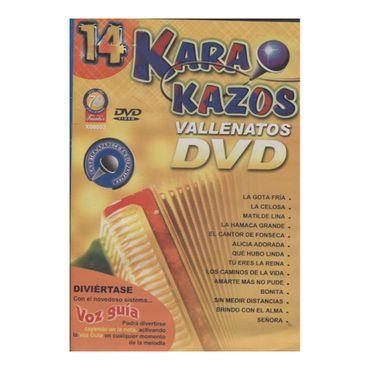 14-kara-kazos-vallenatos-dvd-7702524030206
