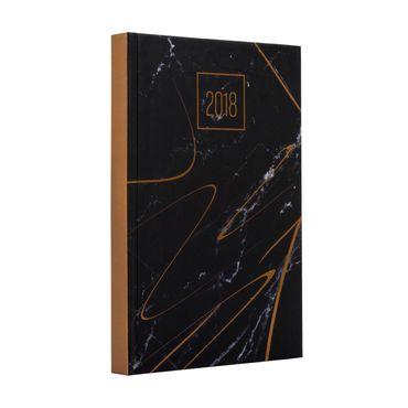 agenda-2018-diaria-practica-marmol-marquina-384-paginas-tamano-14-5x21-5-7701016297226