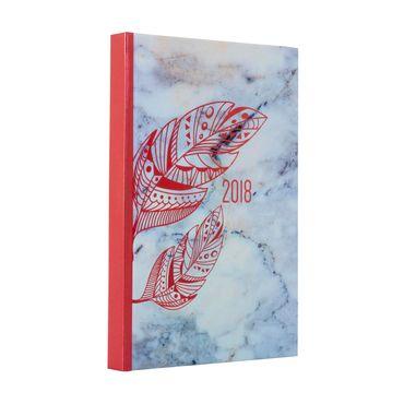 agenda-2018-diaria-practica-marmol-carrara-384-paginas-tamano-14-5x21-5-7701016297202