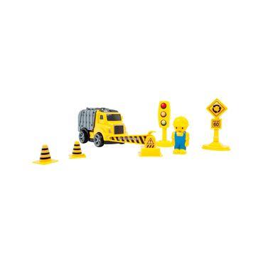 set-de-construccion-con-camion-senales-y-accesorios-8714627170566
