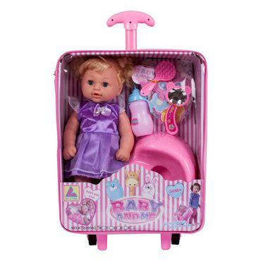 muneca-33-cm-lila-con-maleta-de-ruedas-accesorios-2-4984651465561