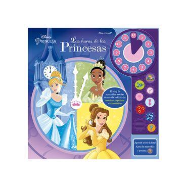 las-horas-de-las-princesas-disney-9781503726437