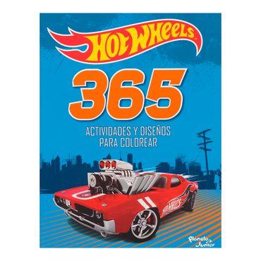 actividades-y-disenos-para-colorear-hot-wheels-365-9789584263285