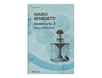 inventario-3-poesia-1995-2001--9789585433915