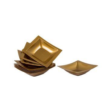 plato-rectangular-para-postres-5oz-x-10-piezas-dorado-plastico-763615329507