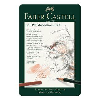 set-monochrome-12-piezas-faber-castell-4005401129752