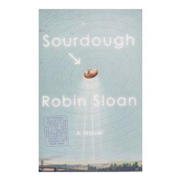 sourdough-9780374903343
