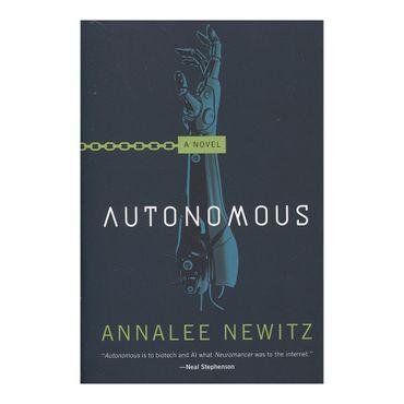 autonomous-9781250174680