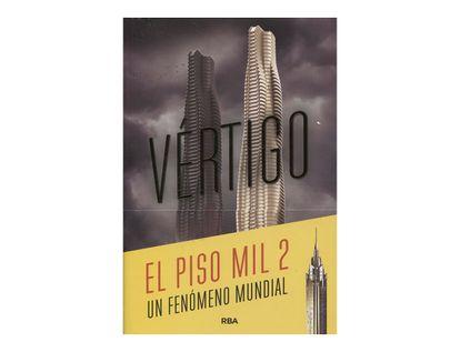el-piso-mil-2-un-fenomeno-mundial-vertigo-9788427211926