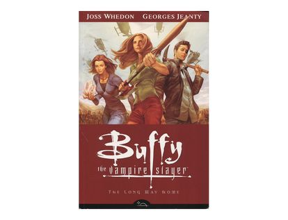 the-long-way-home-buffy-the-vampire-slayer-i-9781593078225