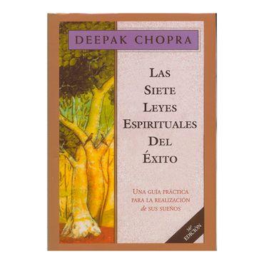 las-siete-leyes-espirituales-del-exito-9788441400153
