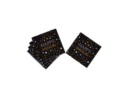 servilletas-x20-happy-birthday-negro-con-puntos-dorados-y-blancos-7701016265119